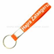 STARLING, silicone key chains, silicone key rings, custom silicone products